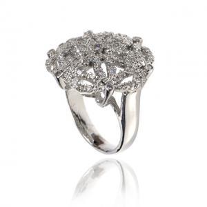 Inel Borealy Simulated Diamonds Paris Lights Marimea 67