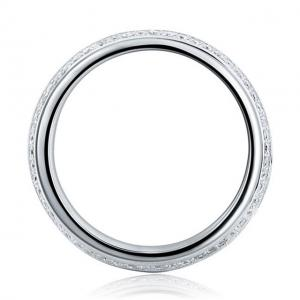 Inel Borealy Argint 925 Created Diamond Verigheta Marimea 62