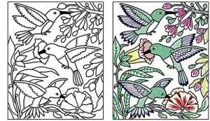 Jungle Magic Painting Book [3]