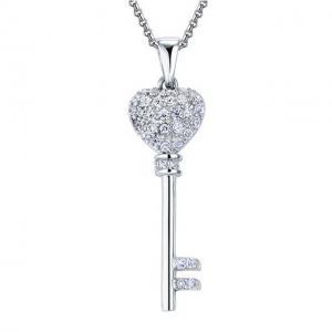 Pandantiv Borealy Argint 925 Key Pendant0