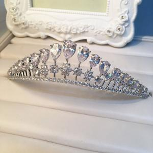 Lady Diamonds Tiara by Borealy2