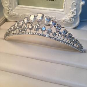 Lady Diamonds Tiara by Borealy1