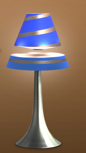 Lampa Levitron1