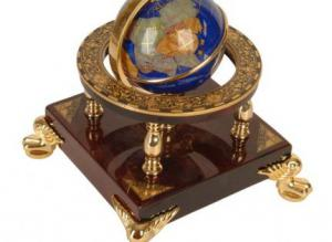 Livingstone Globe by Credan - made in Spain6