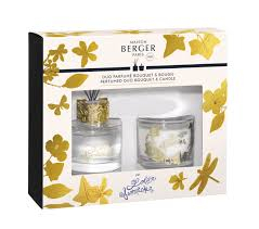 Set Berger Duo Lolita Lempicka,by Maison Berger, Made in France