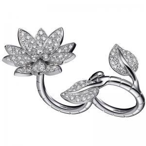 Inel Lotus Luxury1