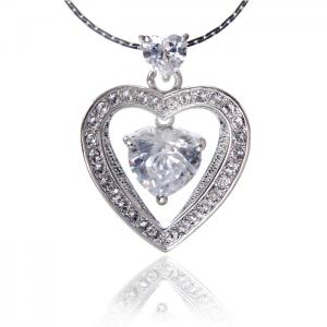 Colier Borealy Diamonds Love... Love... Love...2