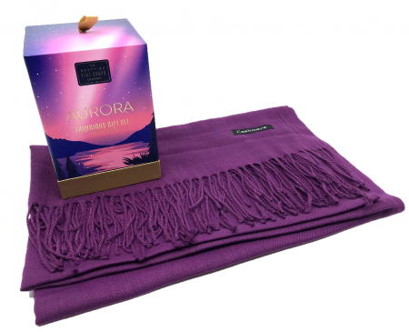 Aurora Borealis Esarfa Casmir & Cosmetice Scottish Fine Soaps