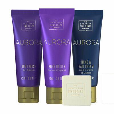 Aurora Borealis Esarfa Casmir & Cosmetice Scottish Fine Soaps1