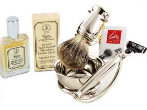 Set Barbierit Luxury Erbe - Best Badger Shaving - Made in Germany1