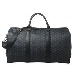 Luxury Travel Bag Christian Lacroix si Curea piele naturala - personalizabil