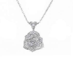 Colier Luxury Rosa Borealy [0]