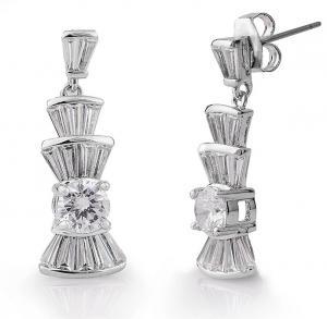 Marquise Cluster Set Colier, Cercei si Bratara Diamonds1