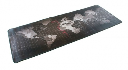 Mouse Pad Profesional World Map - 90 cm x 40 cm [1]