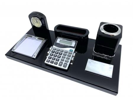 Office Business Desk Black Premium [2]