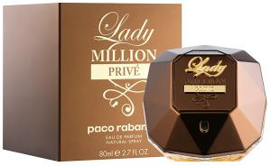 Cadou Lady Million Prive 50 ml & Sampanie foita de aur 0,7 ml3