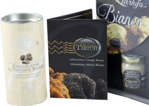 Royal White Truffles Gift Set, cu Trufe de Pădure Albe, made in Italy by Giuliano Tartufi1