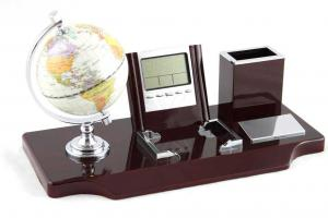Business Desk Fancy Brown-Red0