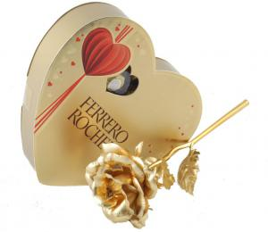 Perfect Gold Gift for Love0