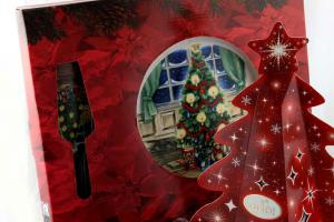 Platou Brad pentru masa de Crăciun [1]