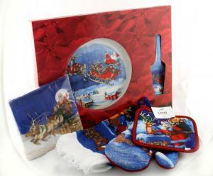 Platou Moş Crăciun0
