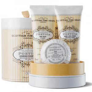 Cadou Cosmetice Poetica Luxurious Essentials & Eşarfă0