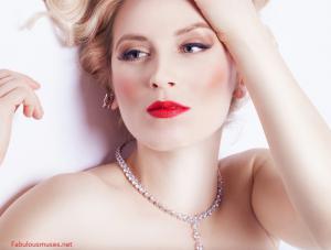Precious Diamonds Colier by Borealy1