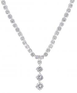 Precious Diamonds Colier by Borealy0
