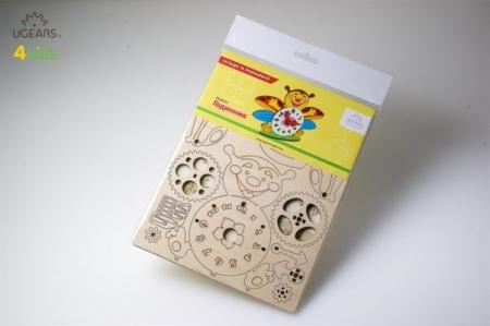 Puzzle din lemn Ceas3