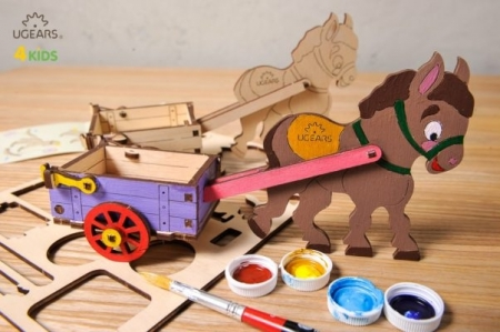 Puzzle din lemn Magarus [1]