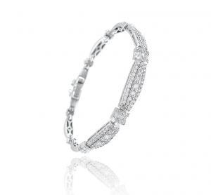 Set Borealy Diamonds Colier si Bratara Ricci [3]