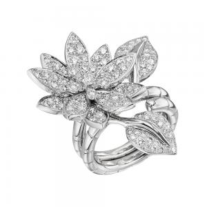 Inel Lotus Luxury0
