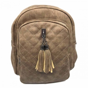 Rucsac dama Borealy, Go Hands-Free, din piele ecologica0