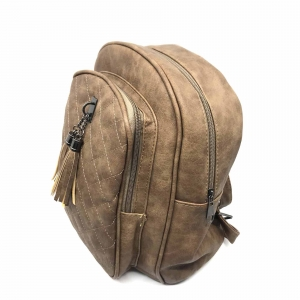 Rucsac dama Borealy, Go Hands-Free, din piele ecologica2