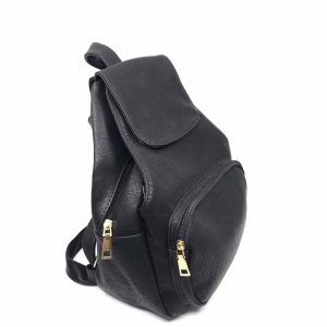 Rucsac dama Borealy, Nomad Chic, din piele ecologica1