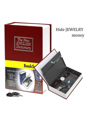 Seif Carte The New English Dictionary [7]