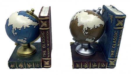 Set 2 suporturi pentru carti Globe [0]
