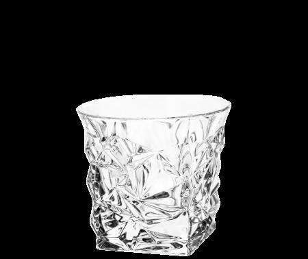 Set 6 Pahare de Whisky din cristal BOHEMIA Ice - 350 ml [1]