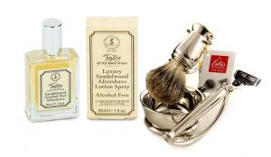 Set Barbierit Luxury Erbe - Best Badger Shaving - Made in Germany0
