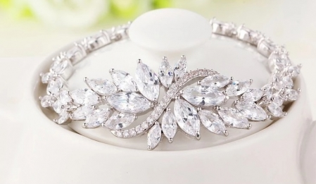 Set Borealy Crystals Colier, Cercei si Bratara Dolce Luxury3