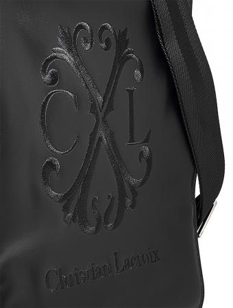 Set cadou- Borseta Christian Lacroix, Curea Gratie Filipeti din piele naturala Personalizabila si Cravata Gratie Filipeti [2]