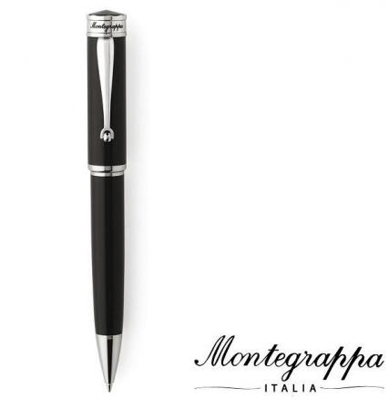 Ducale Black Palladium Ballpoint Montegrappa [0]