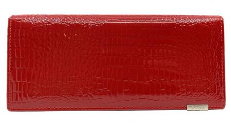 Red Glam Set Geanta, Portofel si Esarfa Casmir7
