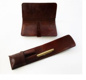 Cadou Businessman by Parker cu stilou placat cu Aur de 24 Kt2