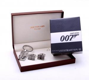 James Bond 007 British Accessories by Jos Von Arx2