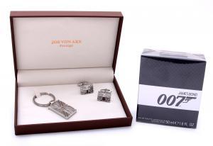 James Bond 007 British Accessories by Jos Von Arx0