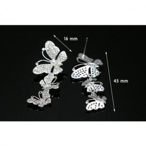 Set Borealy Cercei Colier şi Brăţară Butterfly5