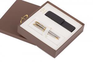 Gold & Silver Business Parker Set0