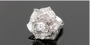 Luxury Rosa Set Cercei Borealy Colier Si Inel5