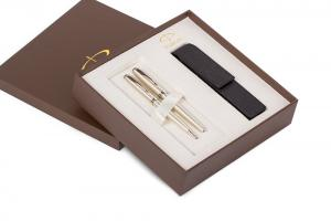 Parker Writing for Women Metallic Ivory Set